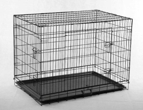 enclosed dog kennels