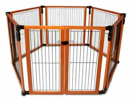 indoor puppy playpen