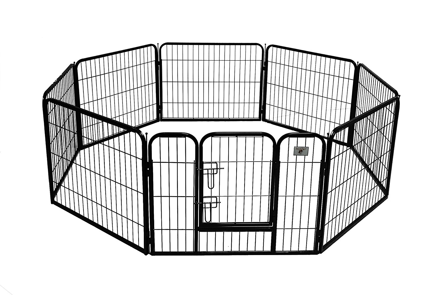 outdoor dog pen