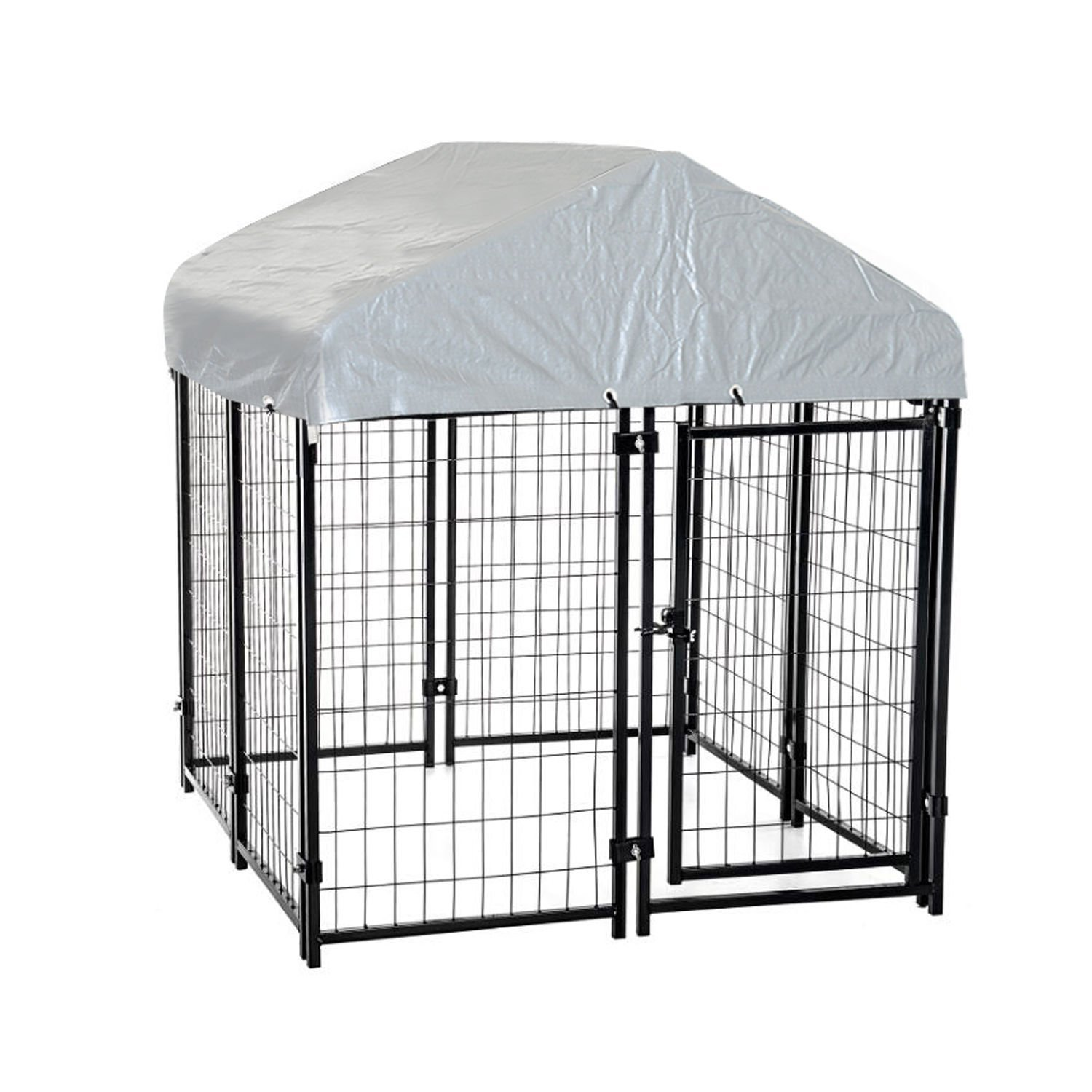 Best Outdoor Dog Kennels to Use Outside - pupsbest.com